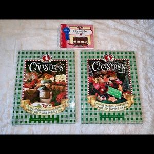 Gooseberry Patch Kitchen - Gooseberry Patch Christmas Craft & Cookbook Bundle
